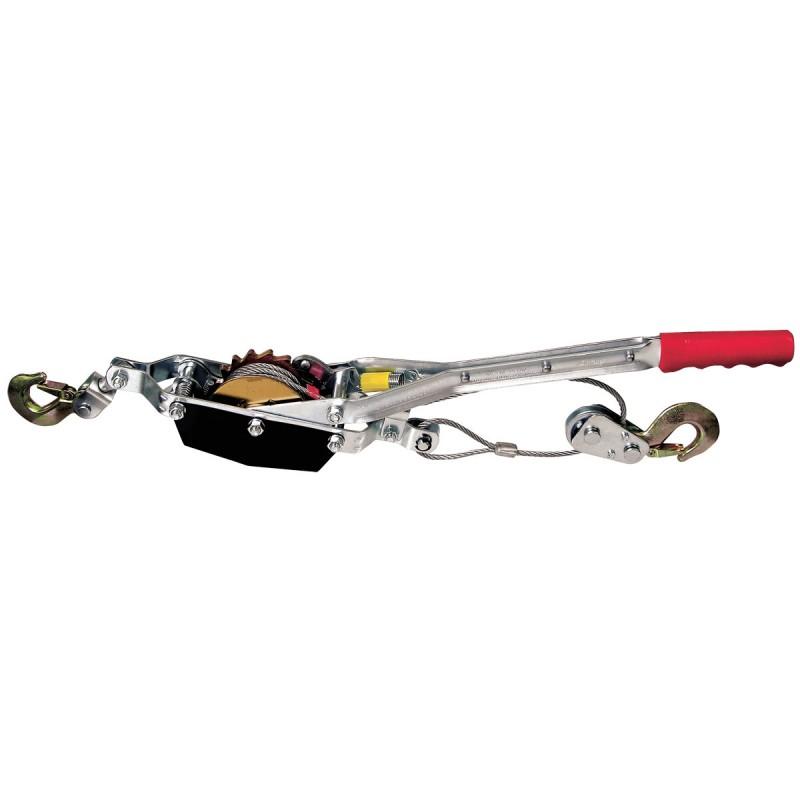 Troliu manual Proline, cablu orizontal, 1500 kg, 3 m 2021 shopu.ro