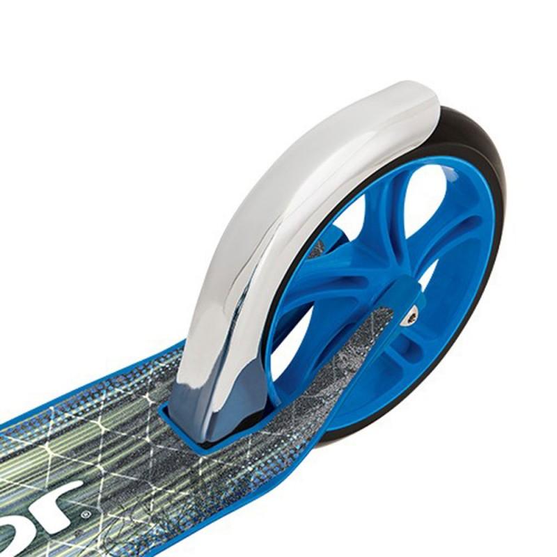 Trotineta adulti Razor A5 Lux, roti mari din poliuretan, Albastru