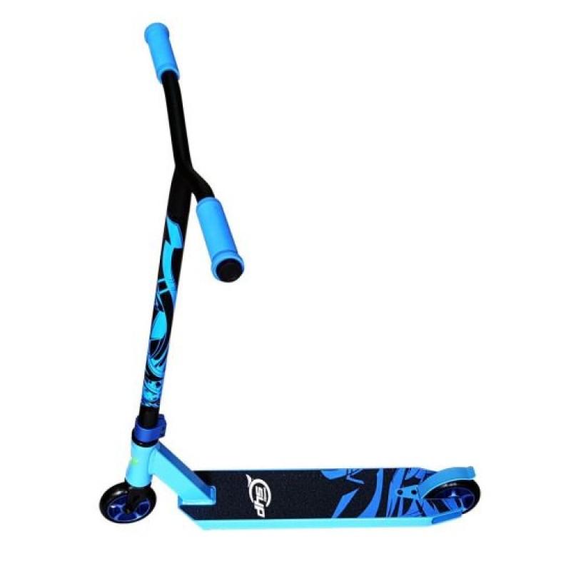 Trotineta Freestyle 109 DHS, 820 x 570 x 650 mm, roti poliuretan, maxim 120 kg, 6 ani+, Albastru 2021 shopu.ro
