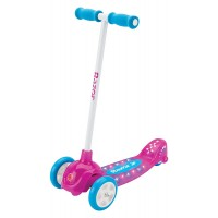 Trotineta pentru copii Razor Jr Lil Pop Scooter, Roz, 3 ani+