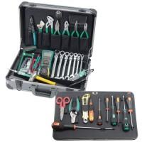 Trusa scule profesionale pentru electrician Pro'sKit, geanta transport