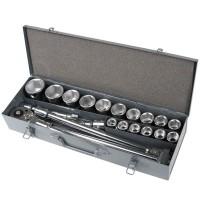 "Trusa tubulare 3/4"" Proline, 19 - 50 mm, 14 piese / set"