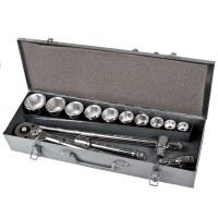 "Trusa tubulare 3/4"" Proline, 22 - 50 mm, 14 piese / set"