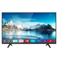 Televizor 4K Ultra HD Smart Kruger&Matz, 50 inch/127 cm, 3840 x 2160 px, D-LED, Negru