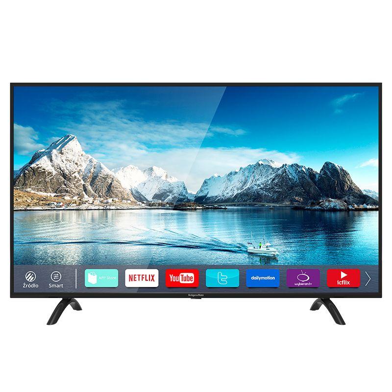 Televizor 4K Ultra HD Smart Serie A Kruger Matz, 140 cm 2021 shopu.ro