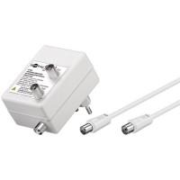 Amplificator TV AMP, 2 x 10 dB, DVB-T / DVB-T2 / DVB-C