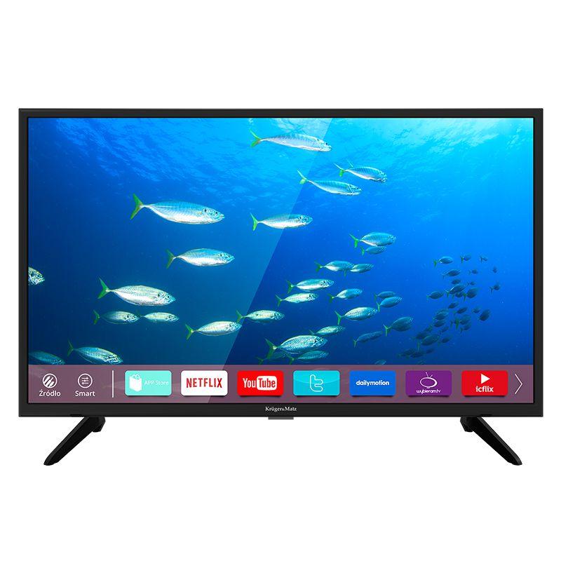 Televizor Full HD Smart Serie A Kruger Matz, 102 cm 2021 shopu.ro