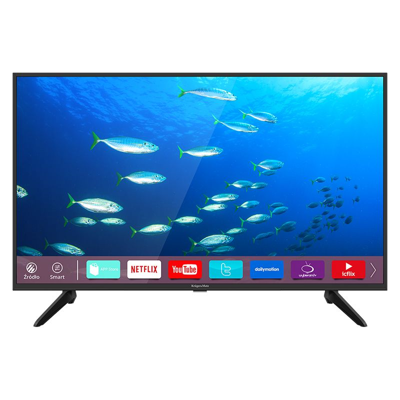 Televizor Smart Full HD Kruger Matz, diagonala 108 cm, rezolutie 1920 x 1080 px, D-LED 2021 shopu.ro