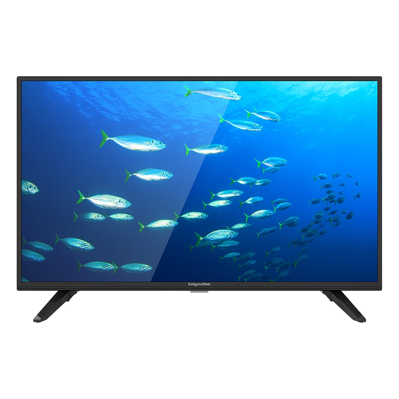 Televizor HD Kruger & Matz, diagonala 81 cm, D-LED, 1366 x 768 px, Negru 2021 shopu.ro