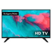 Televizor HD Kruger & Matz, 32 inch/81 cm, DLED, 1366 x 768 px