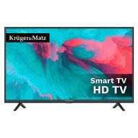 Televizor Smart HD Kruger & Matz, 32 inch/81 cm, DLED, 2 x 5 W, 1366 x 768 px