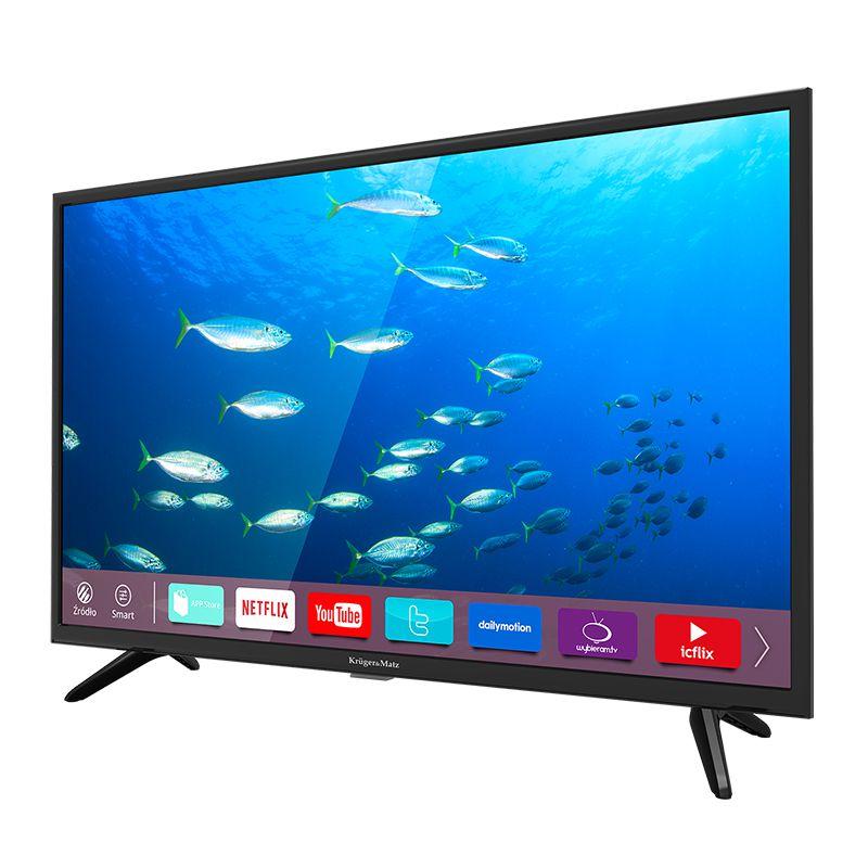 Televizor Smart HD Serie A Kruger & Matz, 81 cm
