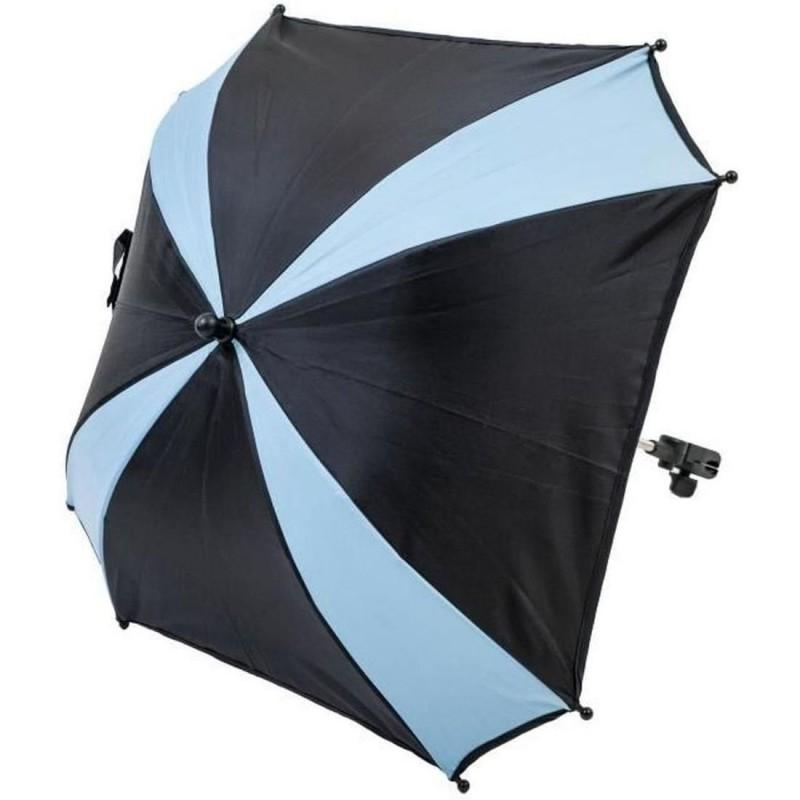 Umbrela carucior Altabebe, 70 x 77 cm, poliester, Albastru/Negru 2021 shopu.ro