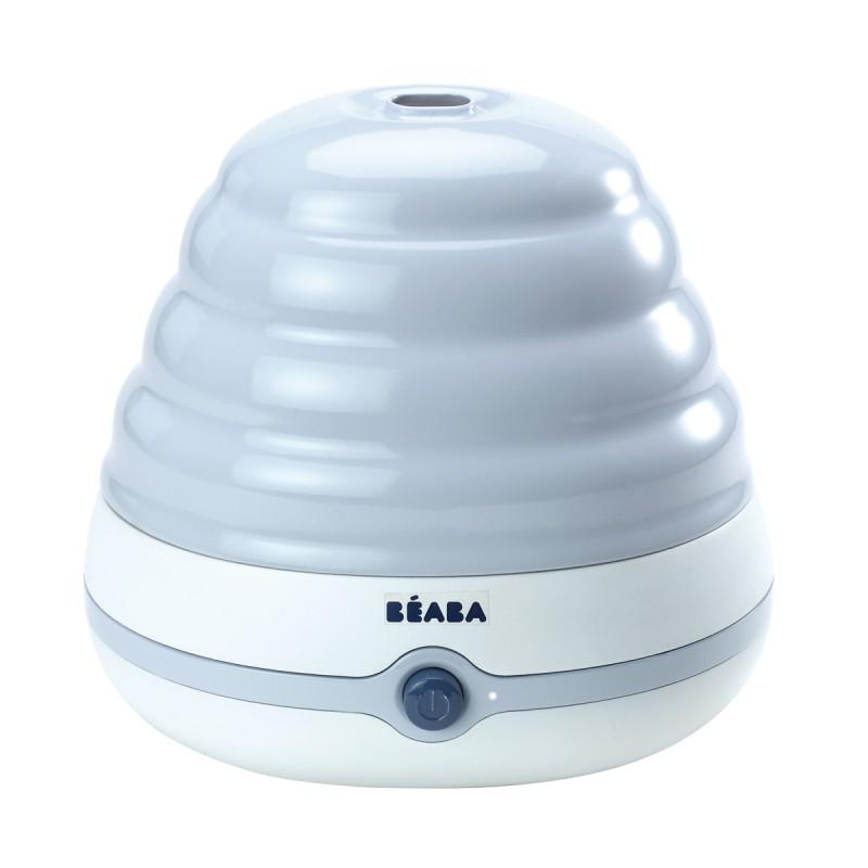 Umidificator cu abur cald Beaba, rezervor 2 l, oprire automata, indicator luminos 2021 shopu.ro