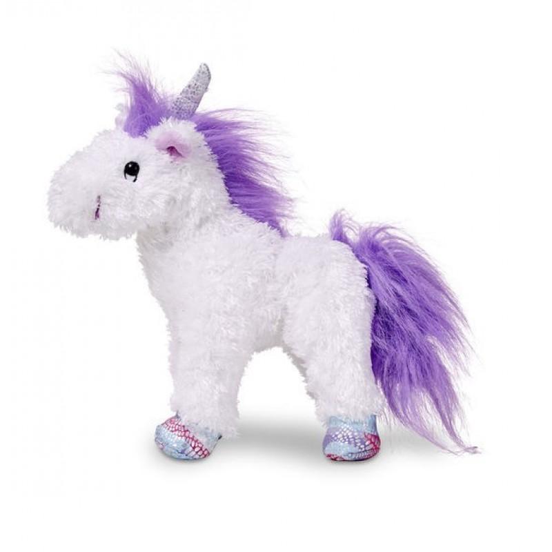 Unicorn din plus Misty, Melissa and Doug 2021 shopu.ro