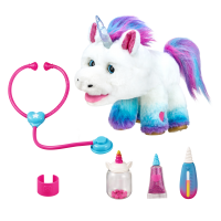 Set de joaca Unicorn Rainglow Veterinar