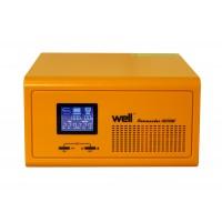 UPS centrale termice Well Commander 230V/1600W, 2 x Schuko