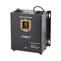 UPS pentru centrale termice PRO Sinus KEMOT, 300 W, alb