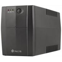UPS off-line NGS Fortress, 400VA/240W, pornire la rece