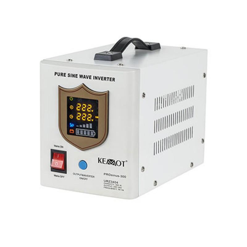 UPS pentru centrale termice Kemot cu sinus pur, 12 V / 300 W 2021 shopu.ro