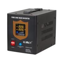 UPS pentu centrale termice Kemot, cu sinus pur, 12 V / 500 W