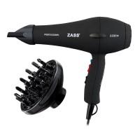Uscator de par Zass ZHD 03, 2200W, Functie Ionizare