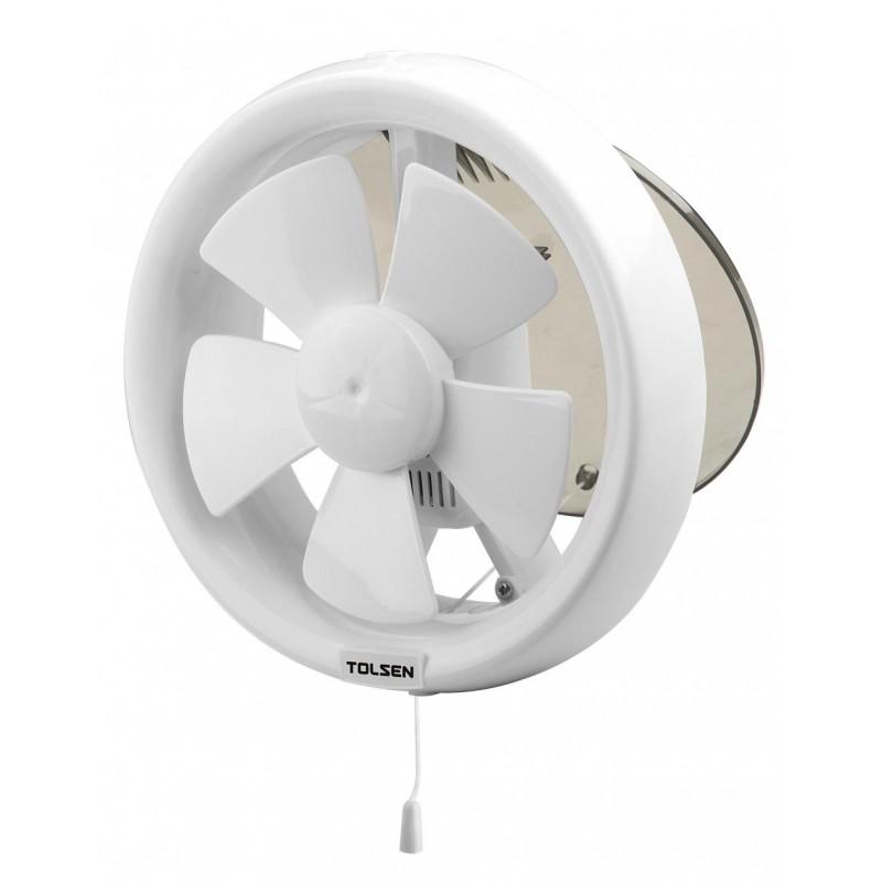 Ventilator baie Tolsen, 200 mm, 230 VAC, 50 HZ, 20 W 2021 shopu.ro