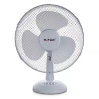 Ventilator de birou V-Tac, 40 W, 3 pale, diametru 300 mm