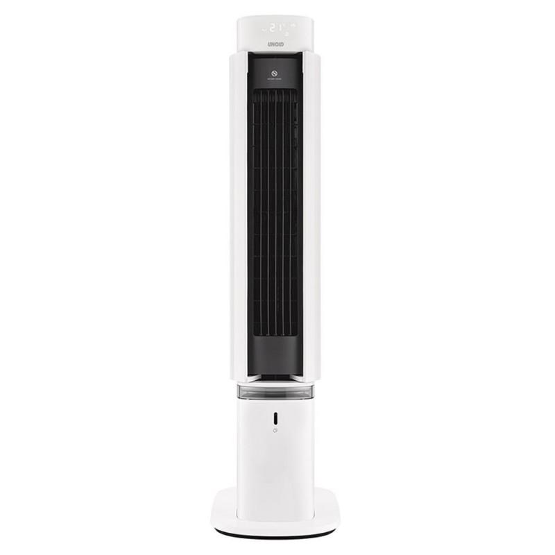 Ventilator Seasons Unold, 2200 W, 0.9 L, unitate multifunctionala, umidificator aer, afisaj LED, accesorii incluse, Alb 2021 shopu.ro