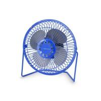 Ventilator de birou Esperanza EA149B, USB, albastru