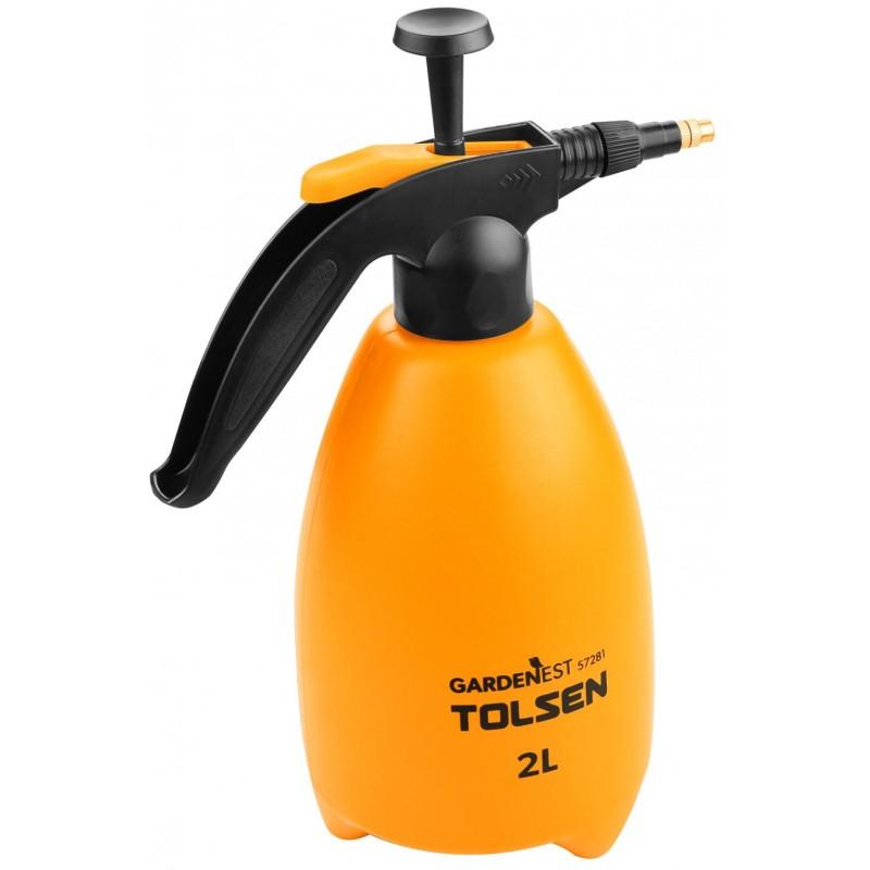 Vermorel cilindric portabil Tolsen, 2 l, 2bar shopu.ro