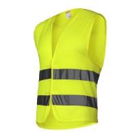 Vesta reflectorizanta tip plasa Lahti Pro, marimea XL, verde