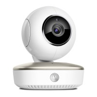 Video Monitor Wi-Fi Motorola MBP87SN Connect, zoom digital, senzor de miscare, detectie faciala