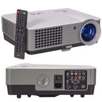 Videoproiector LED LTC VP2000, 800 x 480, ecran LCD, telecomanda IR