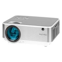 Videoproiector Home V-LED Kruger Matz, 70 W, difuzor incorporat, 1 x jack