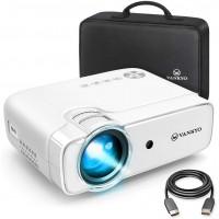 Videoproiector Vankyo Leisure, 4000 lm, 1080p, LED, HDMI, SD, AV, VGA, USB, geanta transport, telecomanda