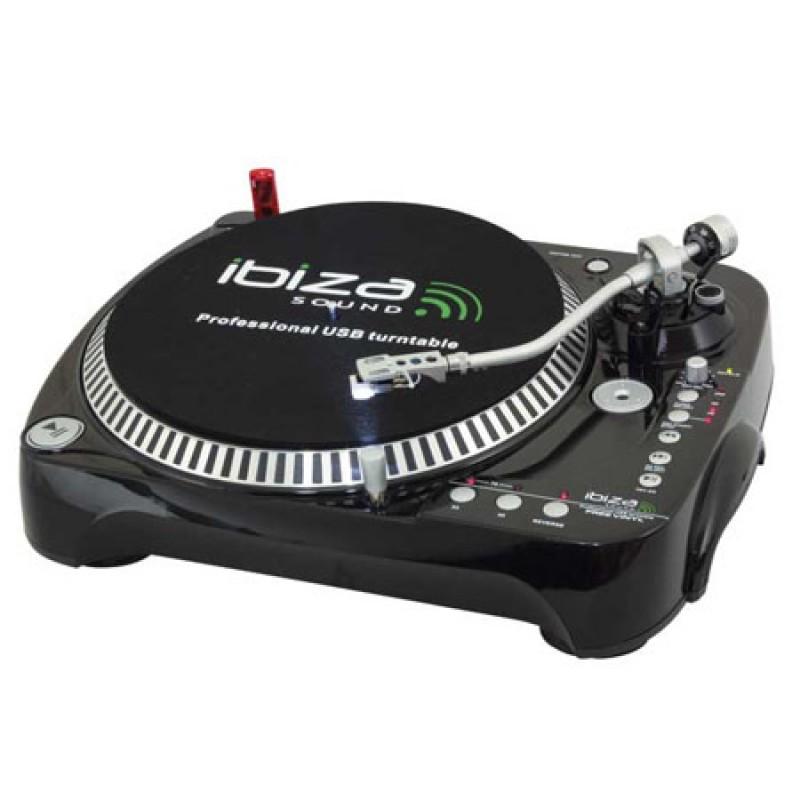 Vinyl player, 3 viteze, iesire phono sau linie, redare USB sau card SD 2021 shopu.ro
