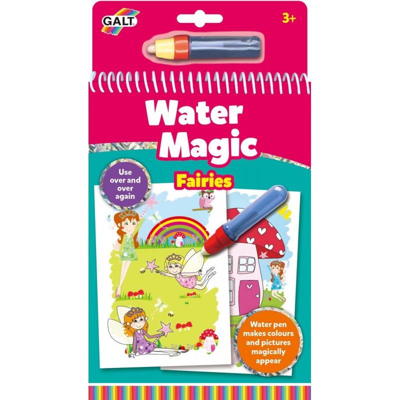 Carte de colorat pentru copii Galt Zane, 6 imagini reutilizabile, 3 ani+ 2021 shopu.ro