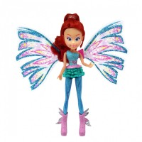 Papusa Winx Mini Zane Sirenix Bloom, 3 ani+