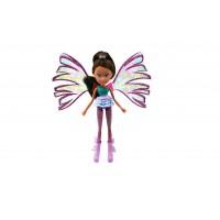 Papusa Winx Mini Zane Sirenix Layla, 3 ani+