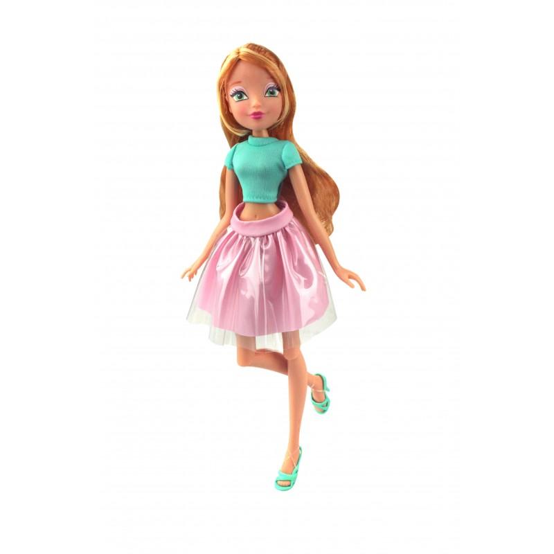 Papusa Winx Zane My Fairy Flora, 3 ani+ 2021 shopu.ro