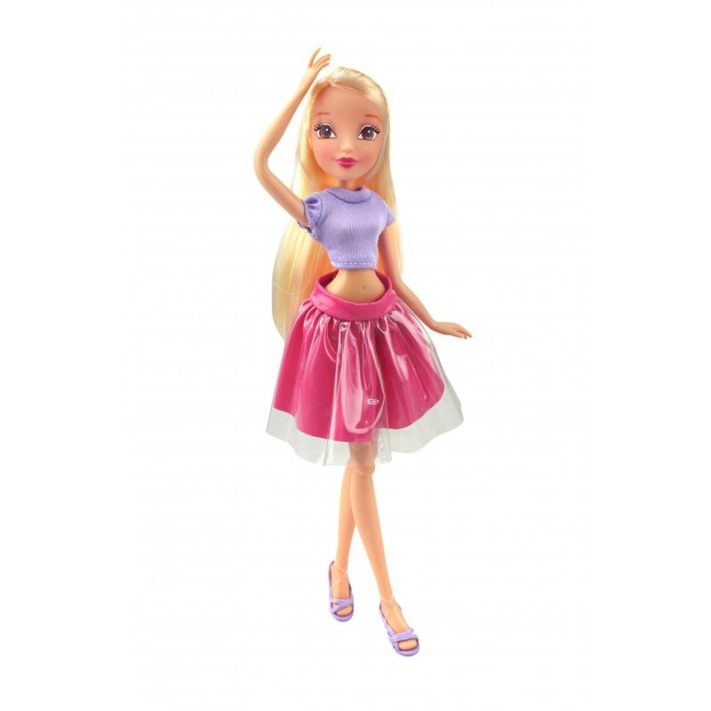 Papusa Winx Zane My Fairy Stella, 3 ani+