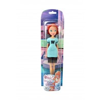 Papusa Winx Zane Style Fashion Bloom, 3 ani+