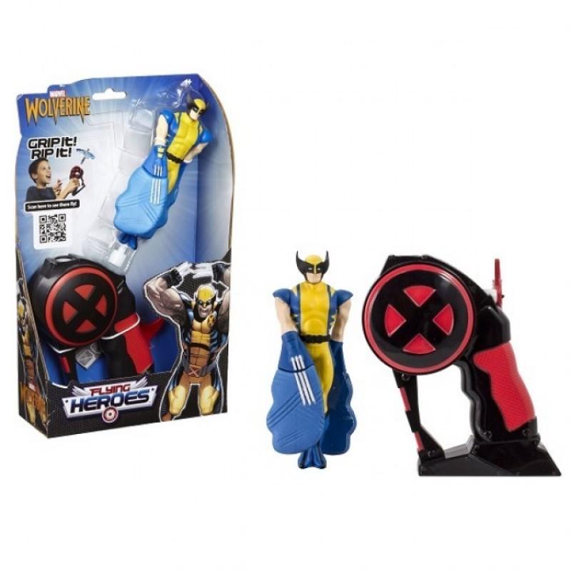 Lansator super-eroi Wolverine zburator, 43 x 33 x 19 cm, 4 ani+ 2021 shopu.ro