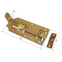 Zavor aplicat cu inel lacat P&P, 65/160 mm