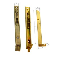 Zavor ingropat simplu P&P, 14/200 mm, tija cilindrica